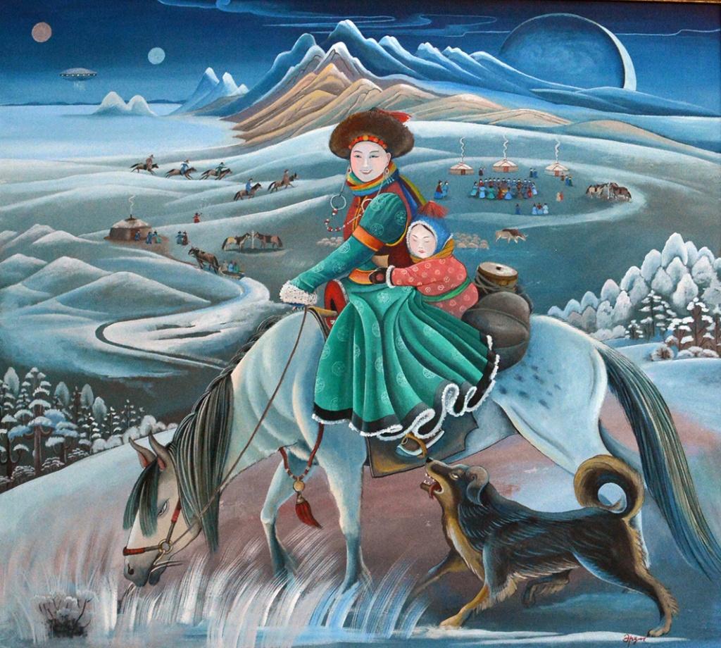 Путешествие за Байкал