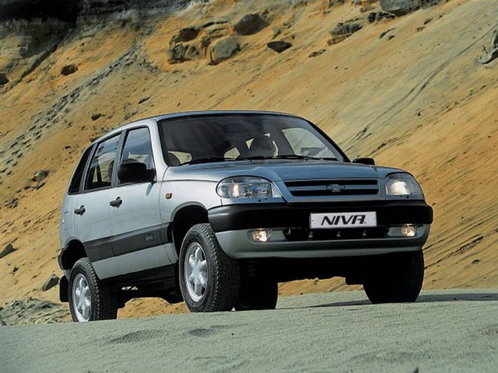 фото Chevrolet Niva.