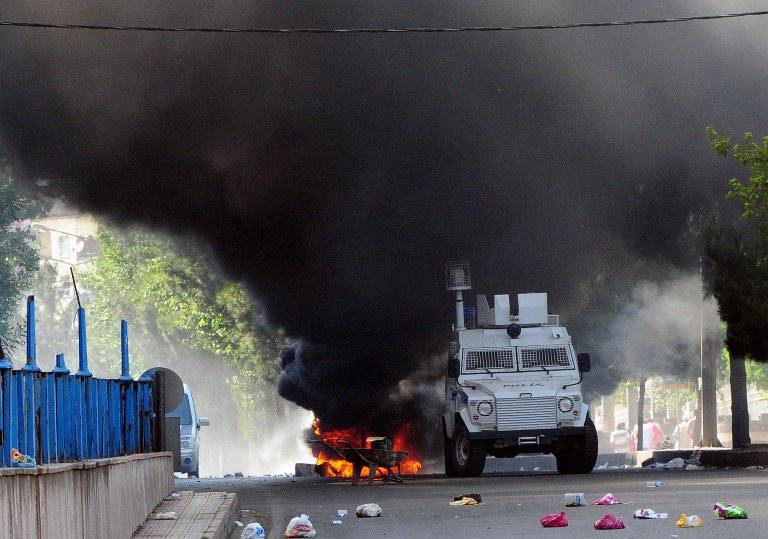 Посольство США вТурции предупредило овозможных терактах
